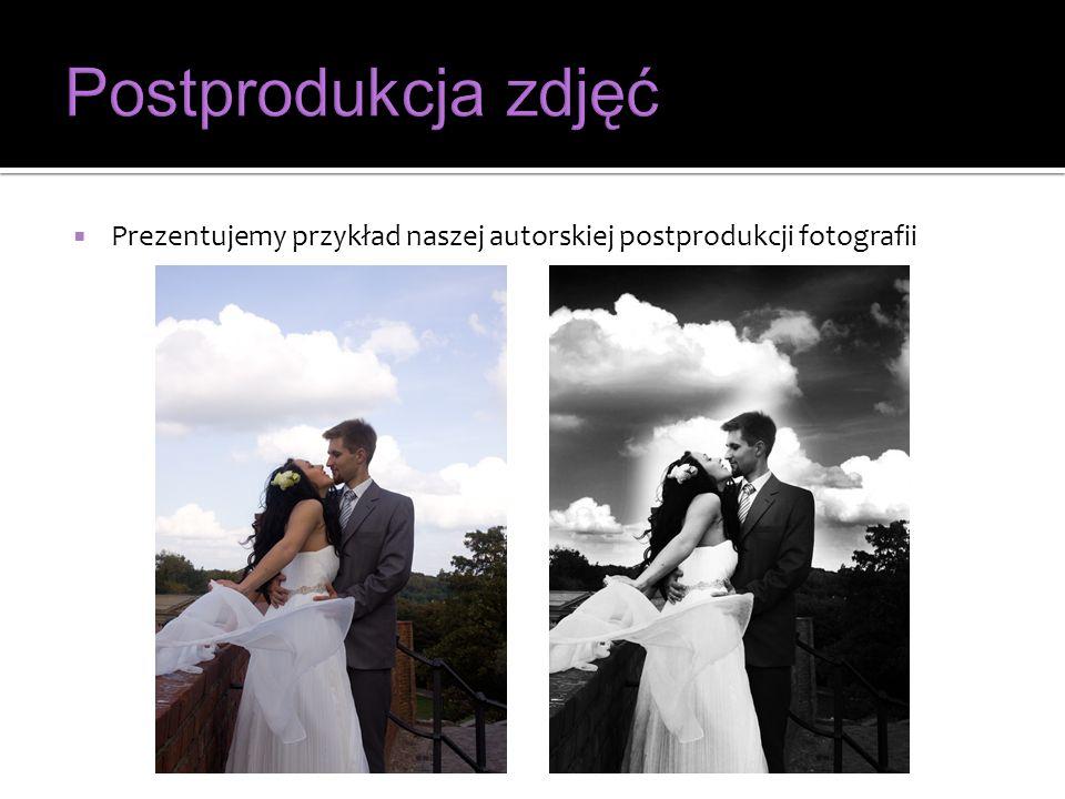 Postprodukcja zdjęć Prezentujemy przykład naszej autorskiej postprodukcji fotografii