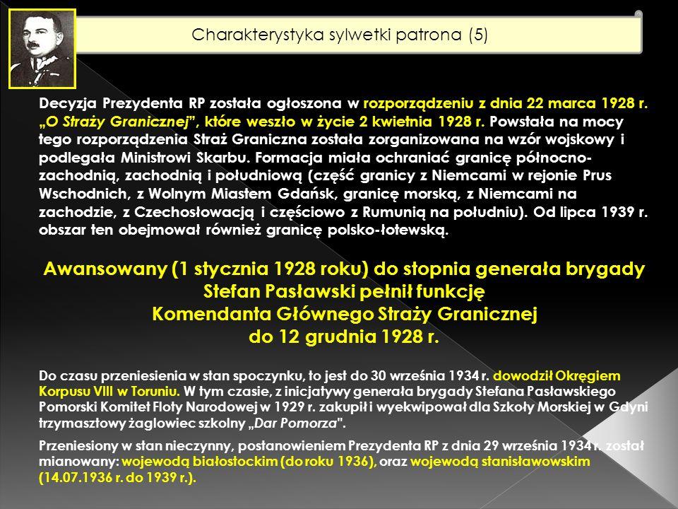 Charakterystyka sylwetki patrona (5)