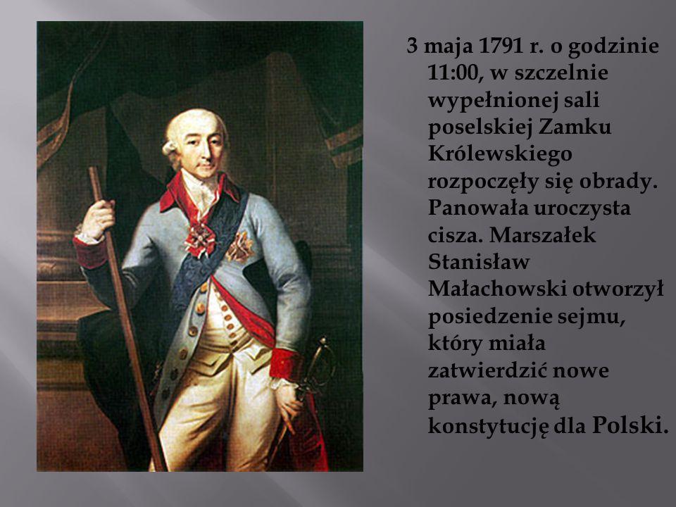 3 maja 1791 r.