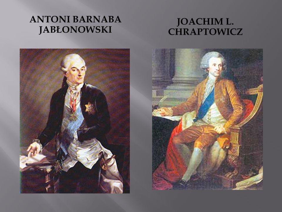 Antoni Barnaba jabłonowski