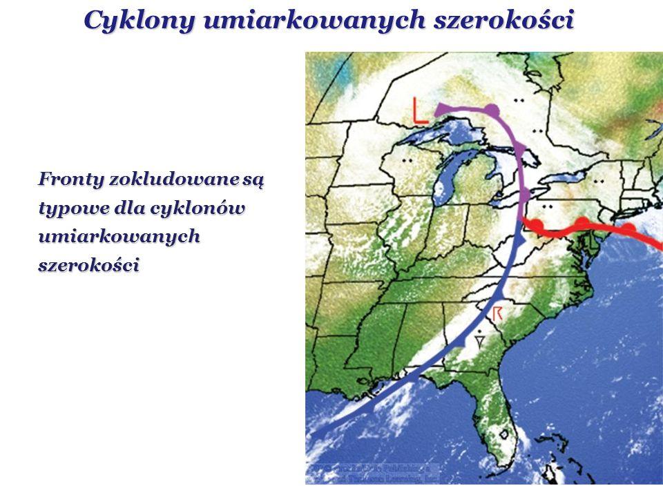 Cyklony umiarkowanych szerokości
