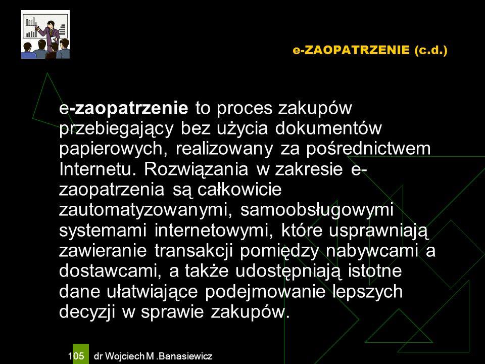e-ZAOPATRZENIE (c.d.)