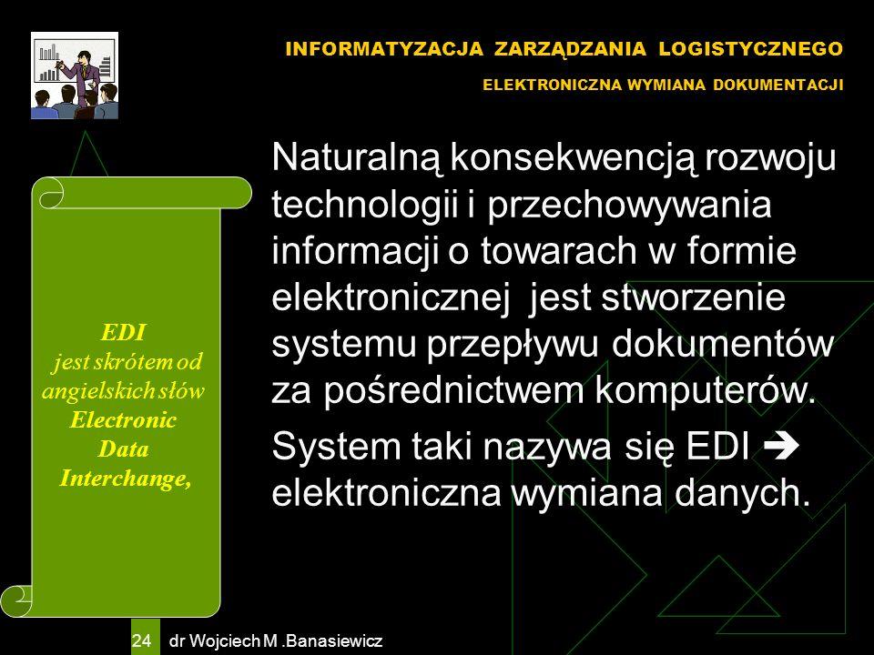 System taki nazywa się EDI  elektroniczna wymiana danych.