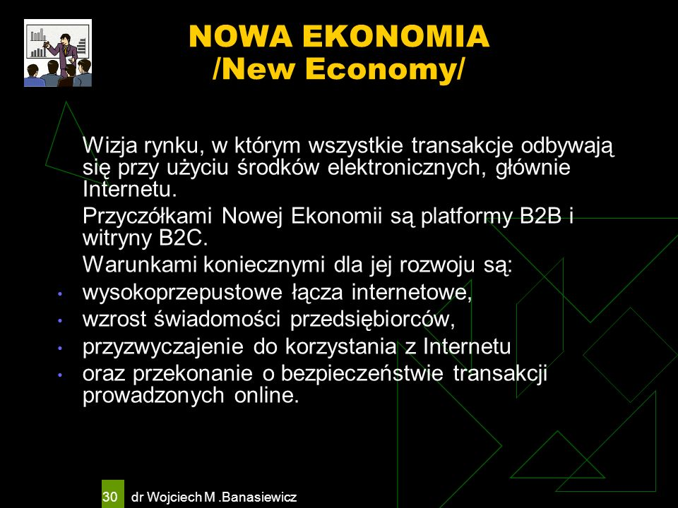 NOWA EKONOMIA /New Economy/