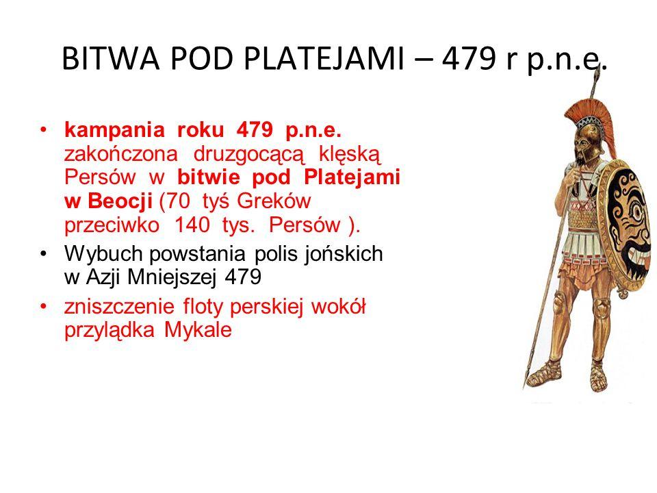 BITWA POD PLATEJAMI – 479 r p.n.e.