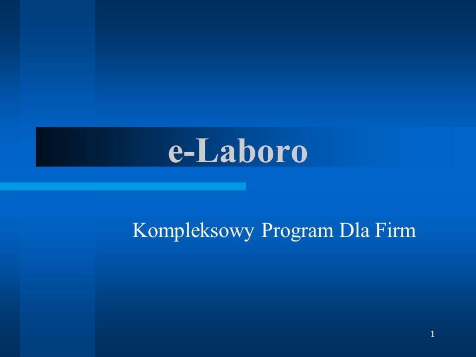 Kompleksowy Program Dla Firm