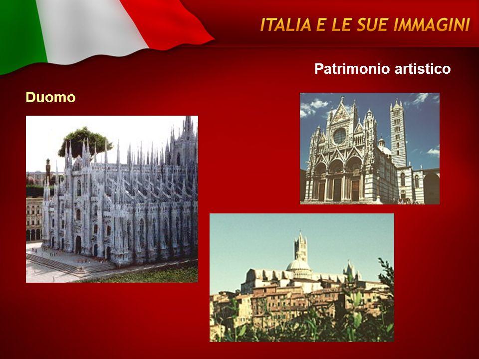 Patrimonio artistico Duomo