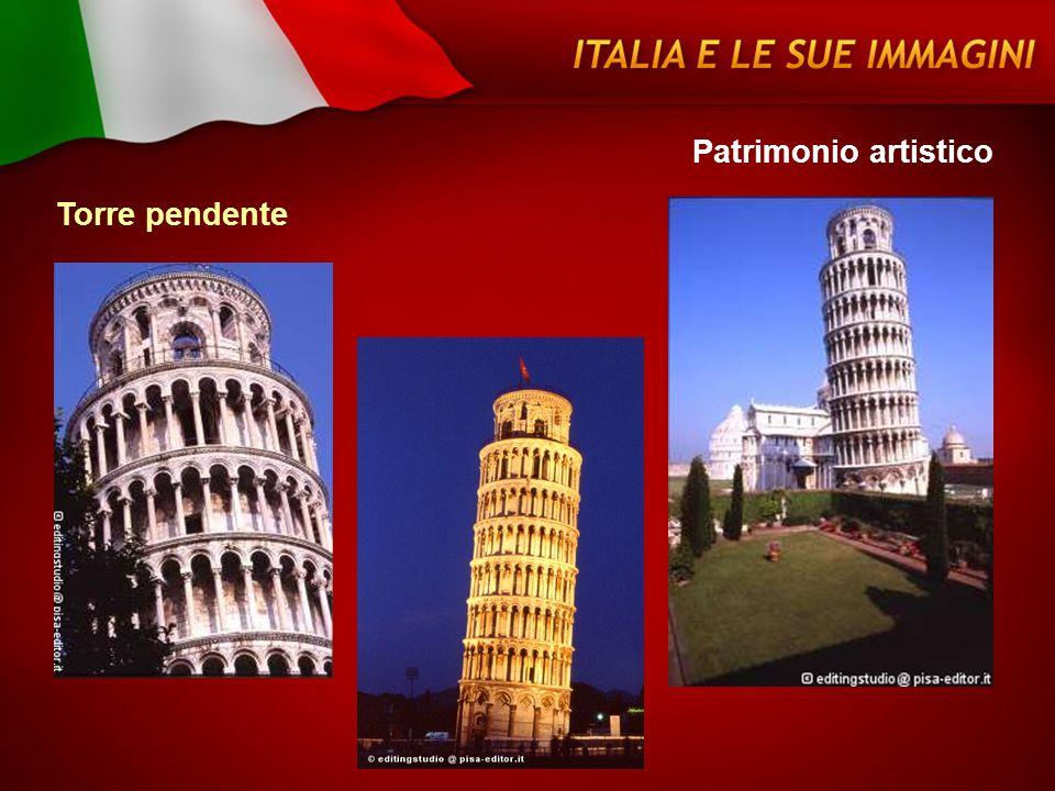 Patrimonio artistico Torre pendente