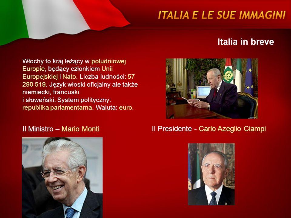 Italia in breve Il Ministro – Mario Monti