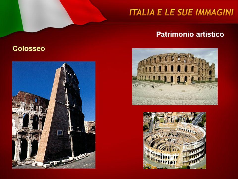 Patrimonio artistico Colosseo