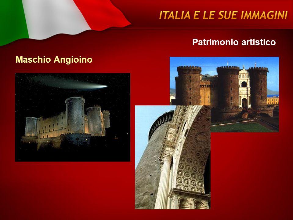 Patrimonio artistico Maschio Angioino