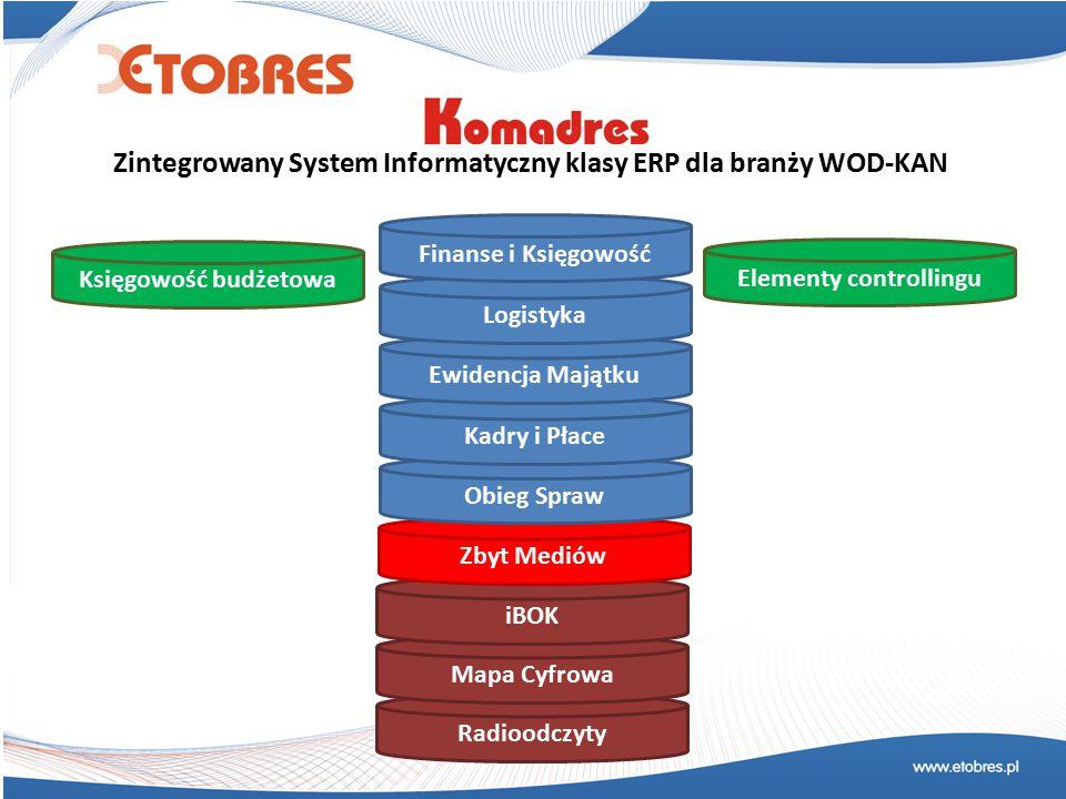 Zintegrowany System Informatyczny klasy ERP dla branży WOD-KAN