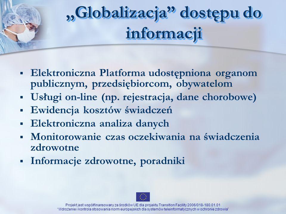 ,,Globalizacja dostępu do informacji