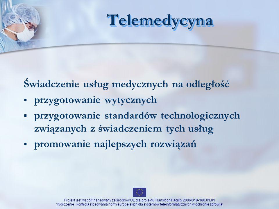Telemedycyna Świadczenie usług medycznych na odległość