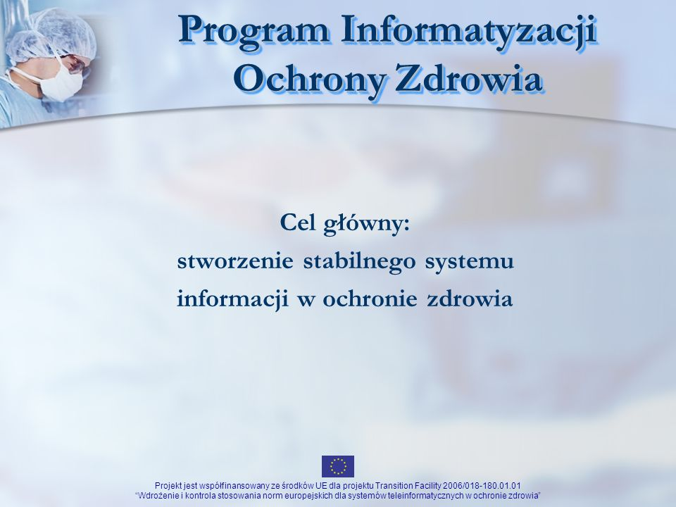 Program Informatyzacji Ochrony Zdrowia