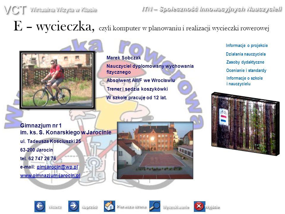 Gimnazjum nr 1 im. ks. S. Konarskiego w Jarocinie