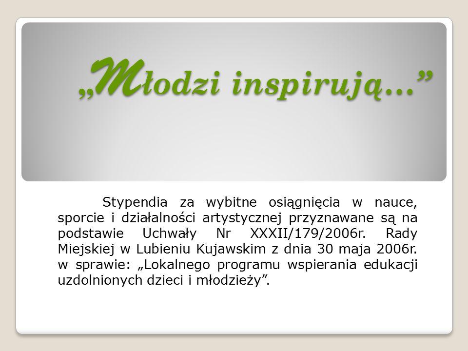 """""""Młodzi inspirują…"""