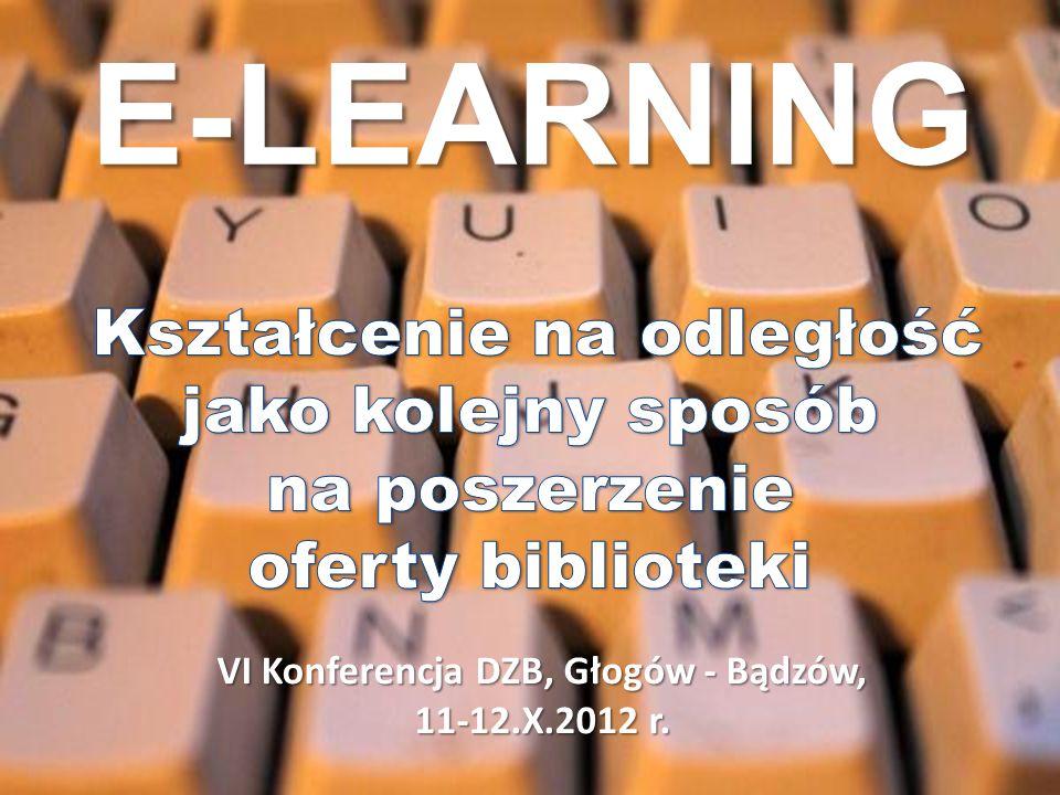 VI Konferencja DZB, Głogów - Bądzów, 11-12.X.2012 r.