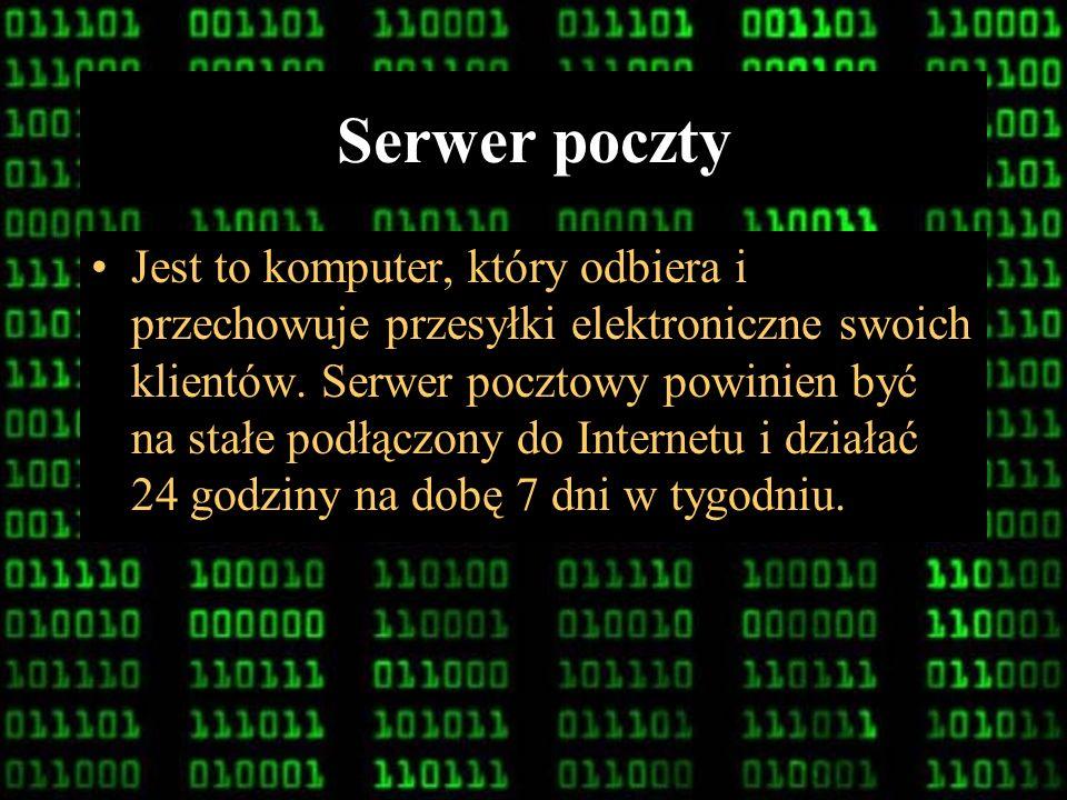 Serwer poczty