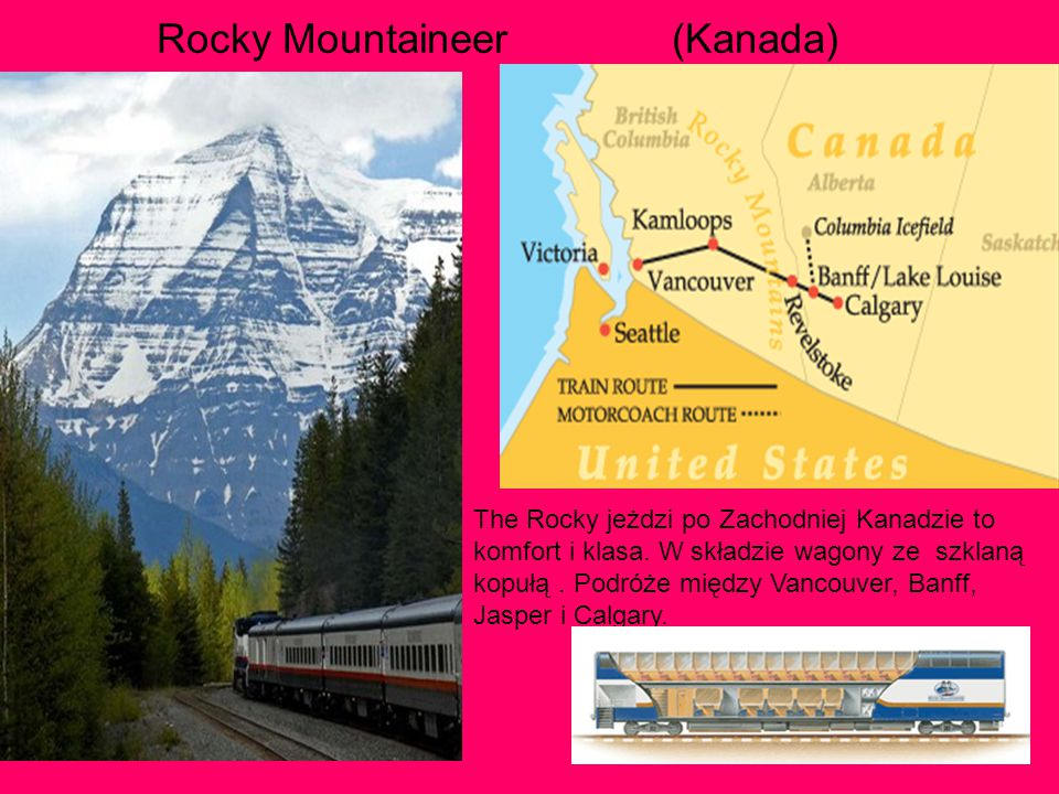 Rocky Mountaineer (Kanada)