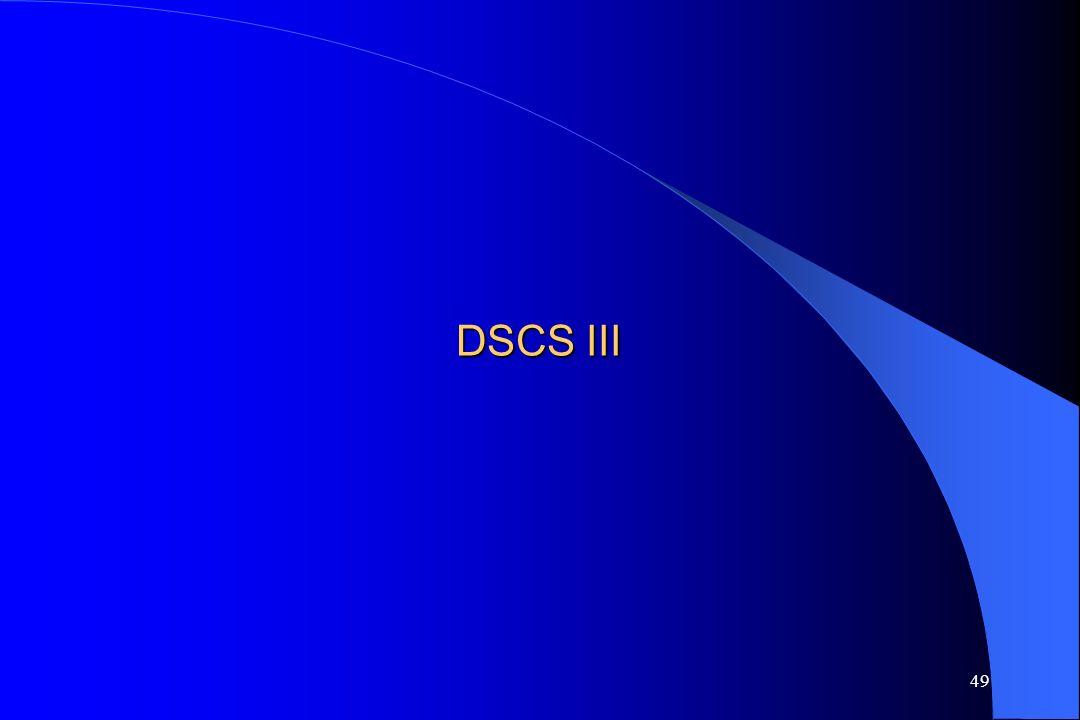 DSCS III