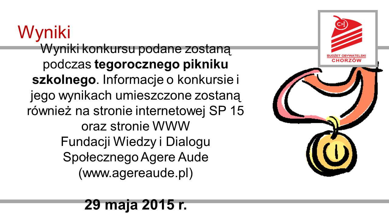 Fundacji Wiedzy i Dialogu Społecznego Agere Aude (www.agereaude.pl)