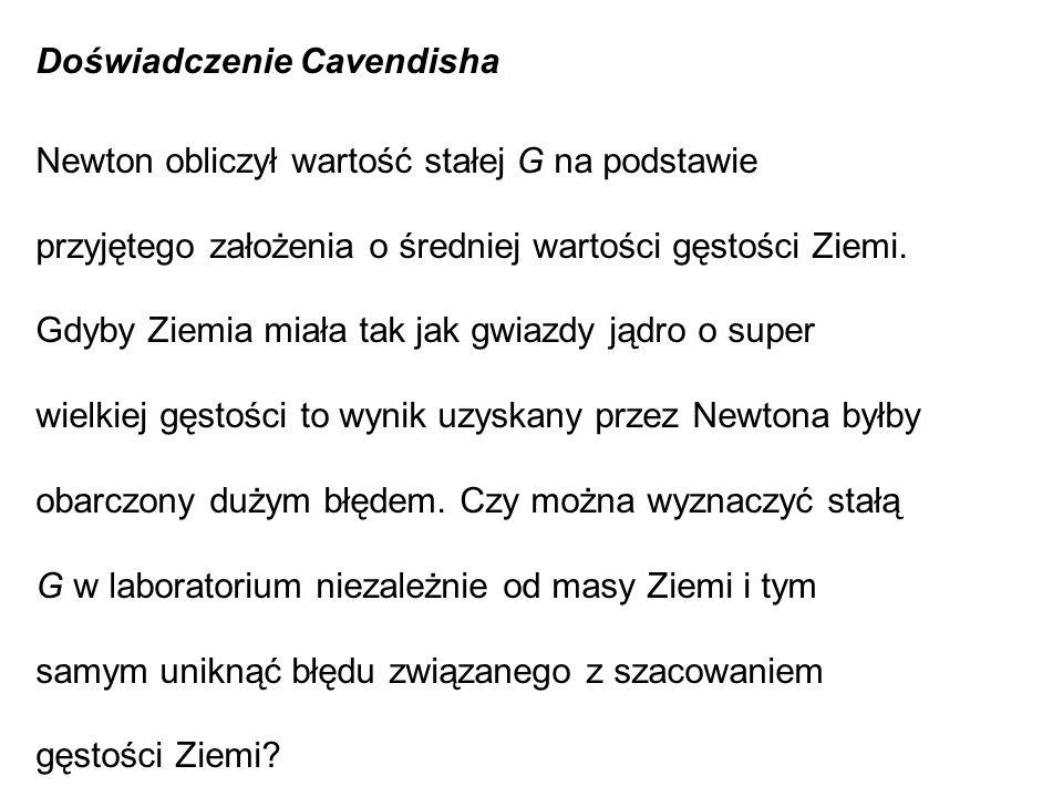 Doświadczenie Cavendisha