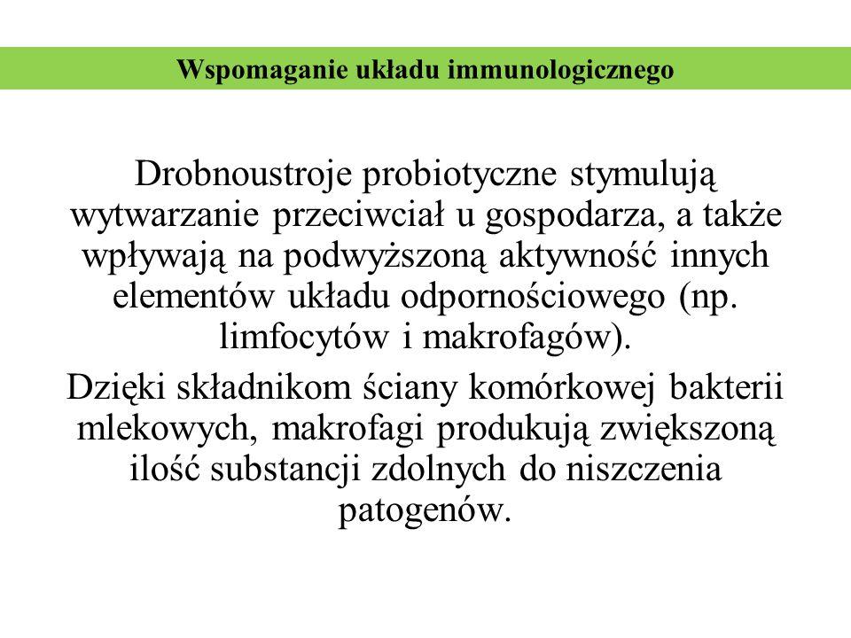 Wspomaganie układu immunologicznego