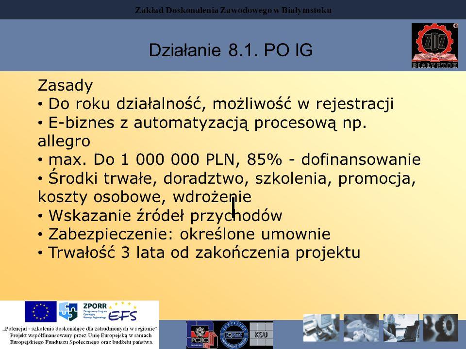 Zakład Doskonalenia Zawodowego w Białymstoku