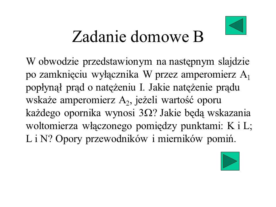 Zadanie domowe B