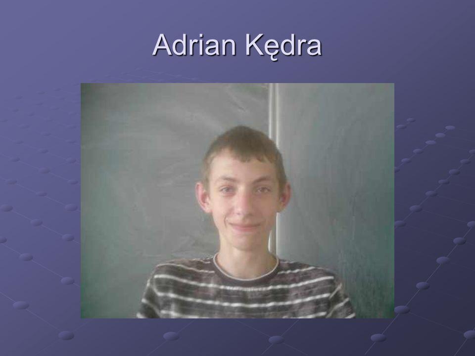 Adrian Kędra
