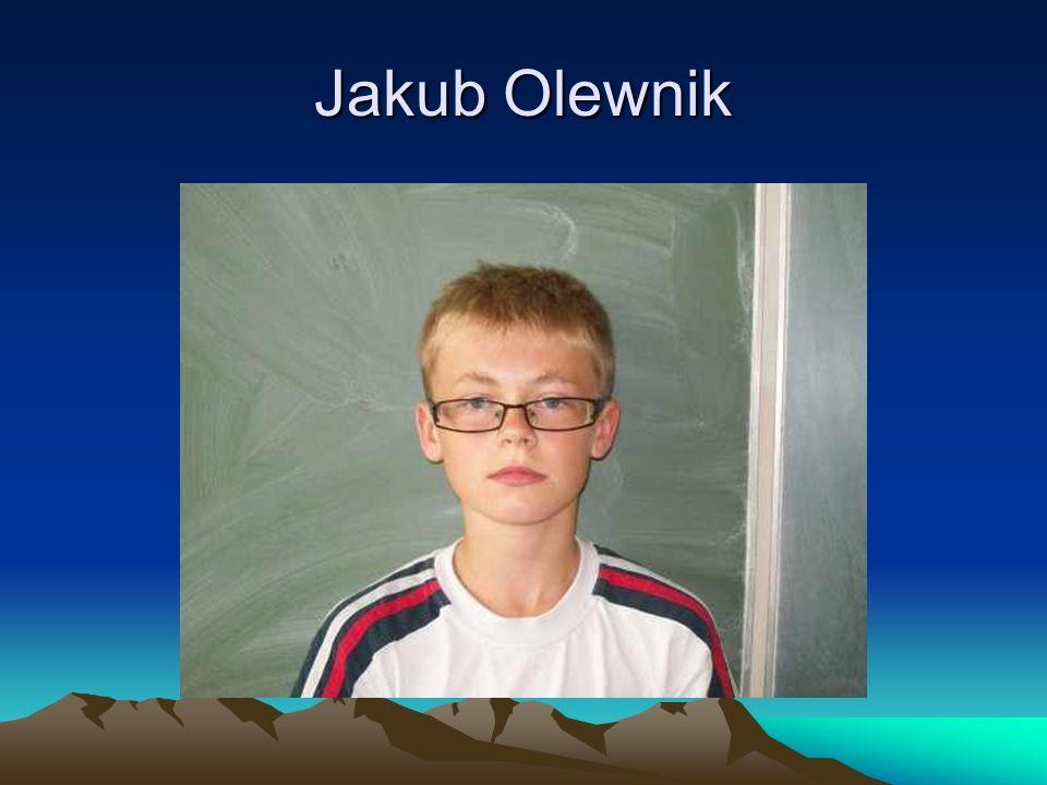 Jakub Olewnik