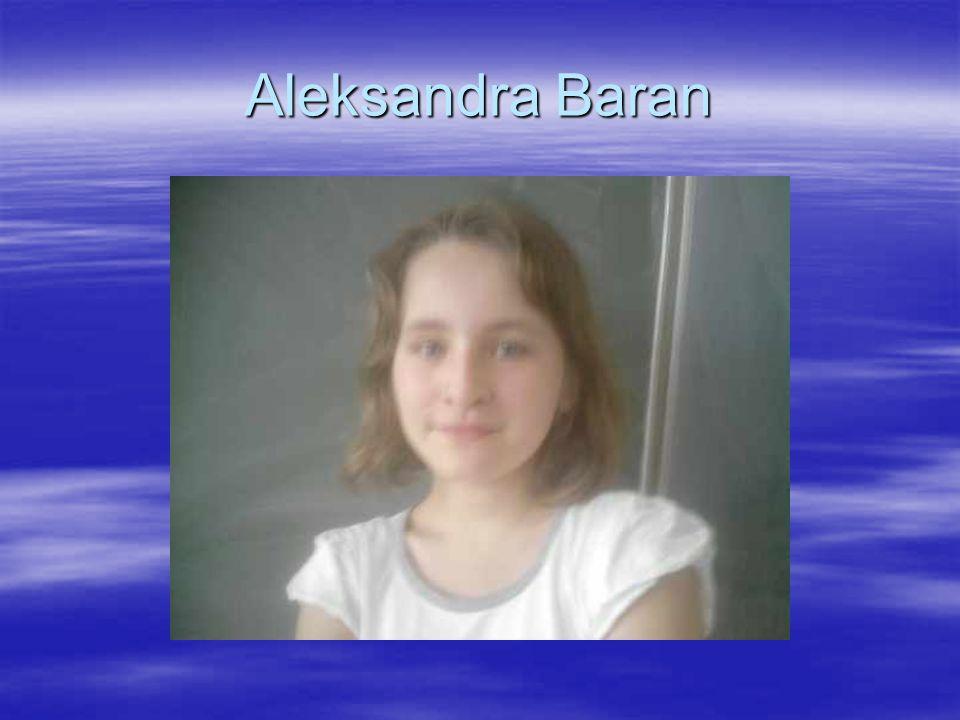 Aleksandra Baran