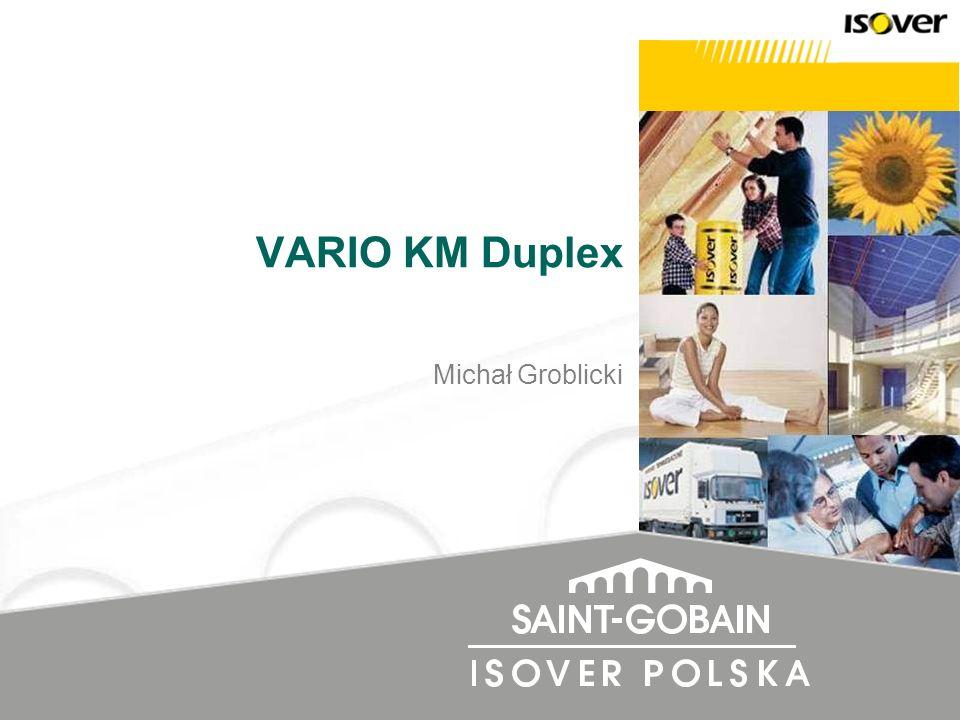 VARIO KM Duplex Michał Groblicki