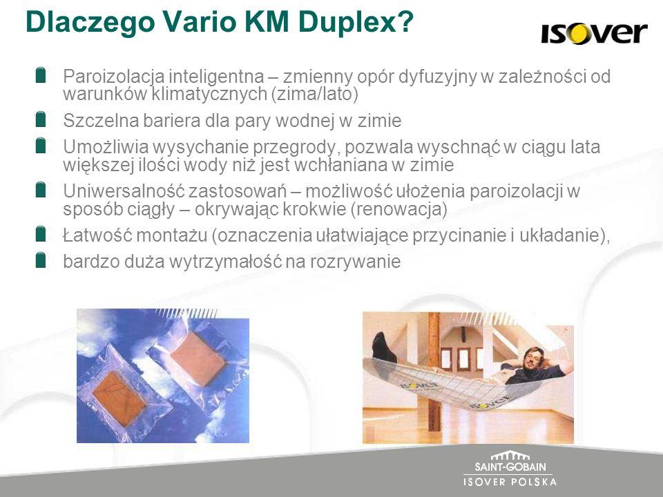 Dlaczego Vario KM Duplex
