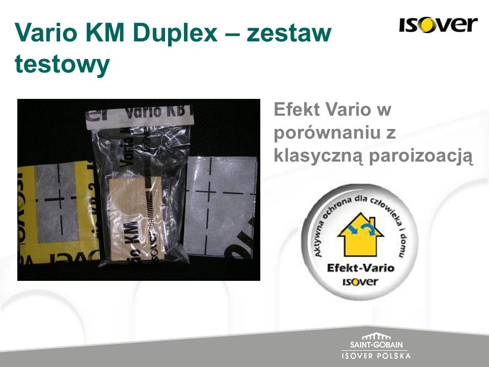 Vario KM Duplex – zestaw testowy