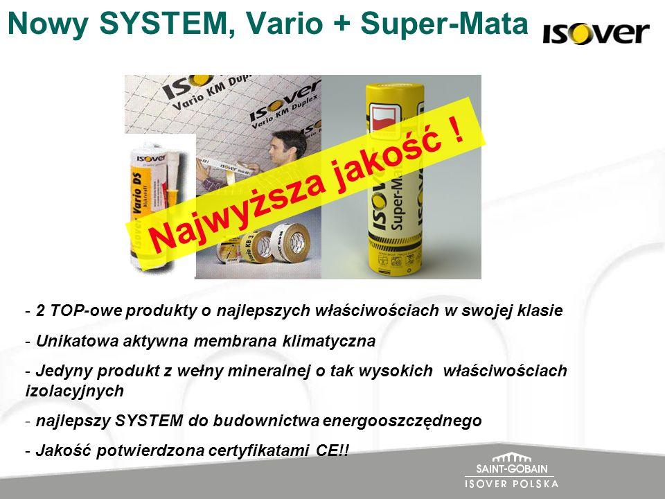 Nowy SYSTEM, Vario + Super-Mata