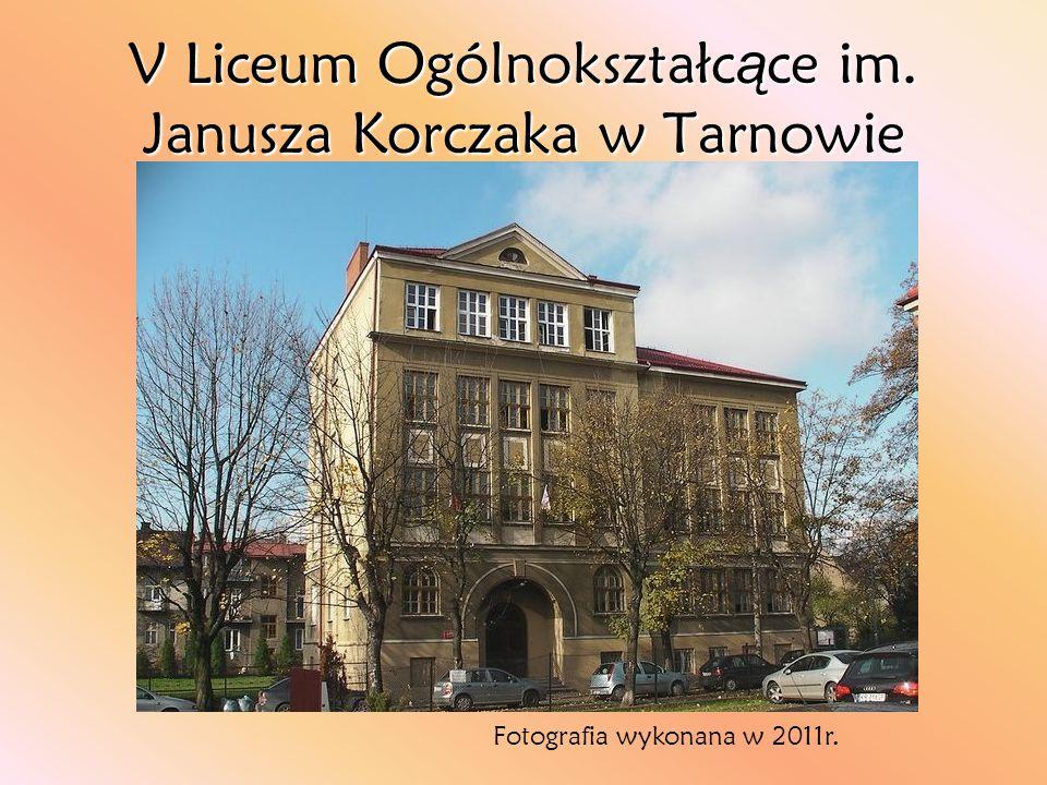 V Liceum Ogólnokształcące im. Janusza Korczaka w Tarnowie
