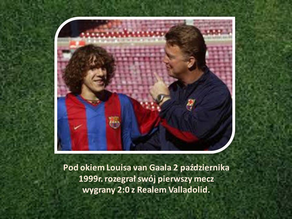 Pod okiem Louisa van Gaala 2 października 1999r