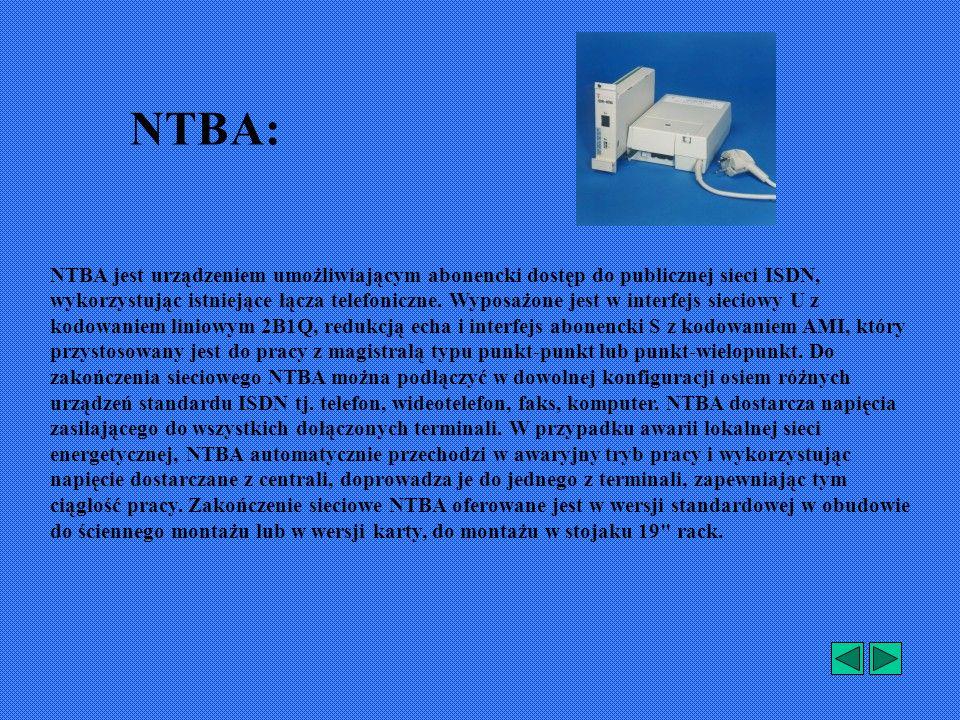 NTBA: