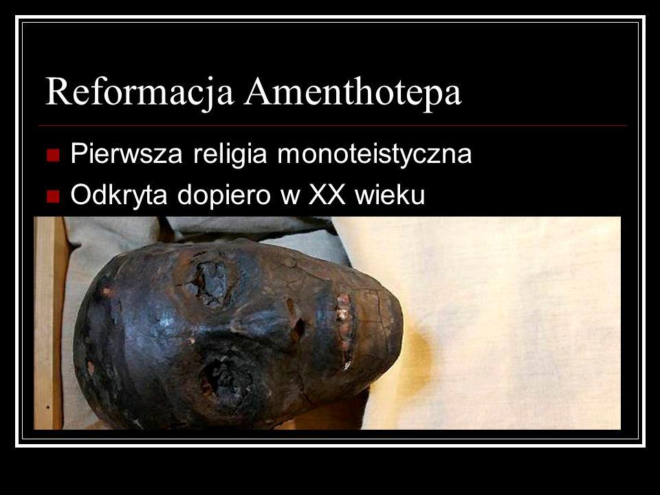 Reformacja Amenthotepa