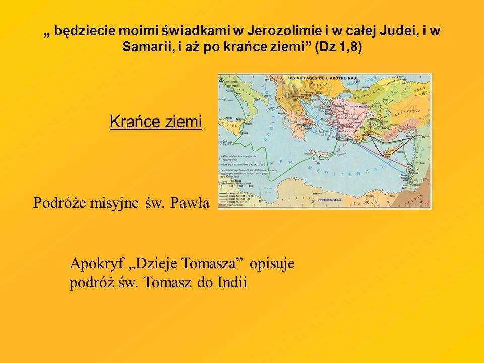 Podróże misyjne św. Pawła
