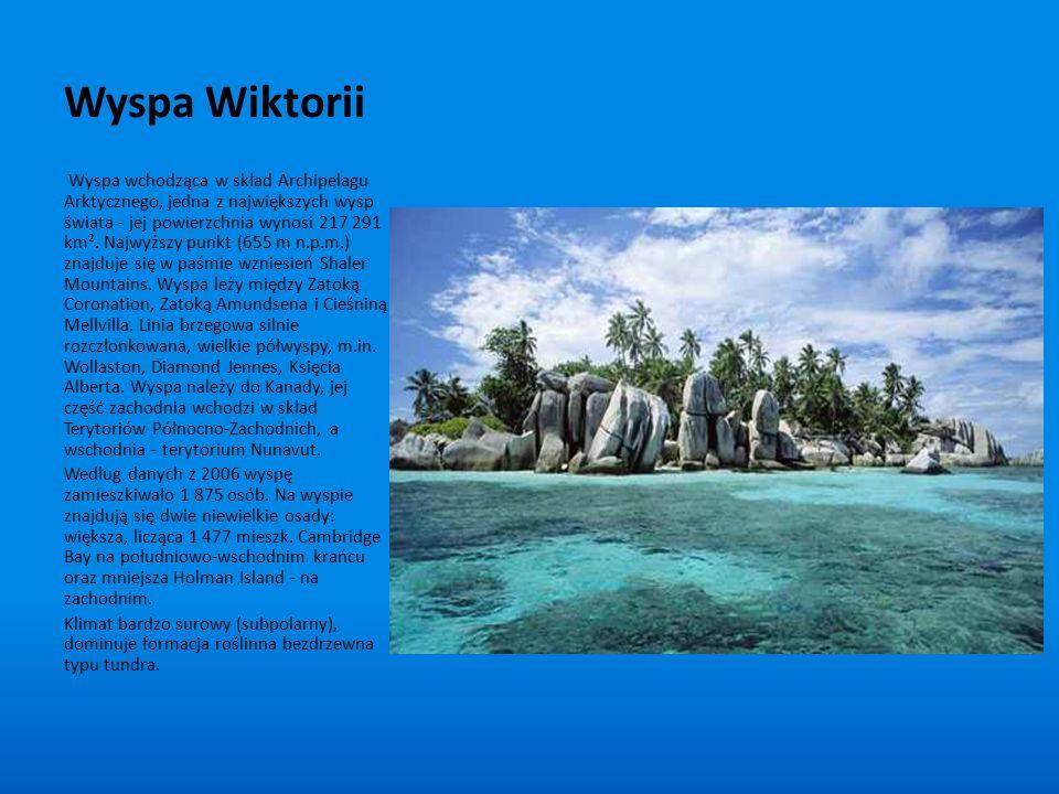 Wyspa Wiktorii