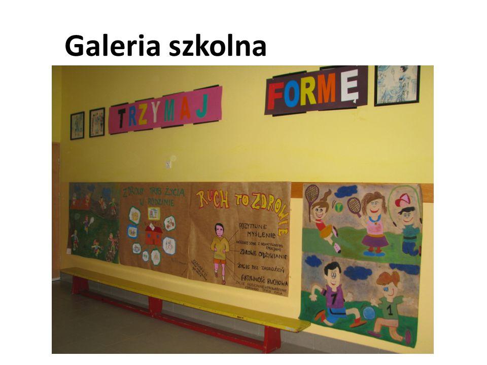 Galeria szkolna