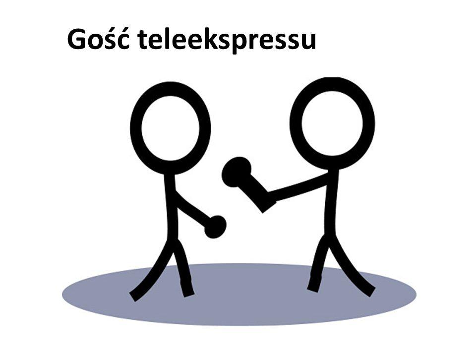 Gość teleekspressu