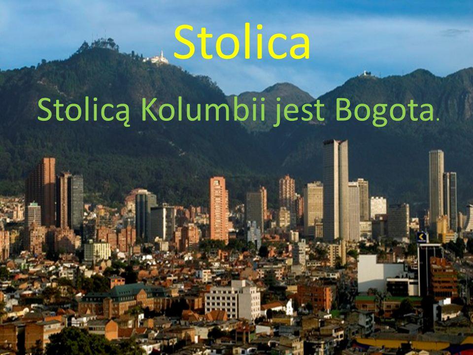 Stolicą Kolumbii jest Bogota.