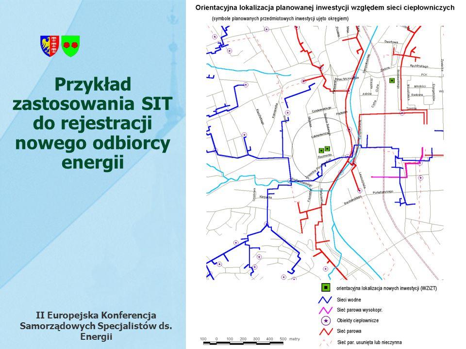 Przykład zastosowania SIT do rejestracji nowego odbiorcy energii
