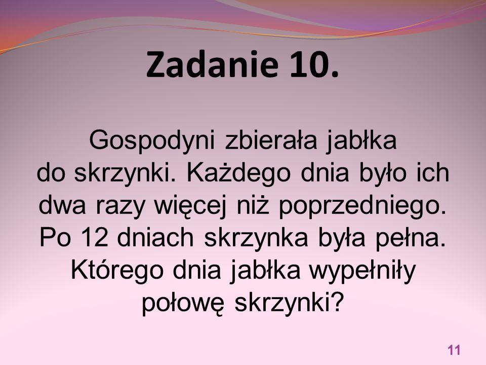 Zadanie 10.