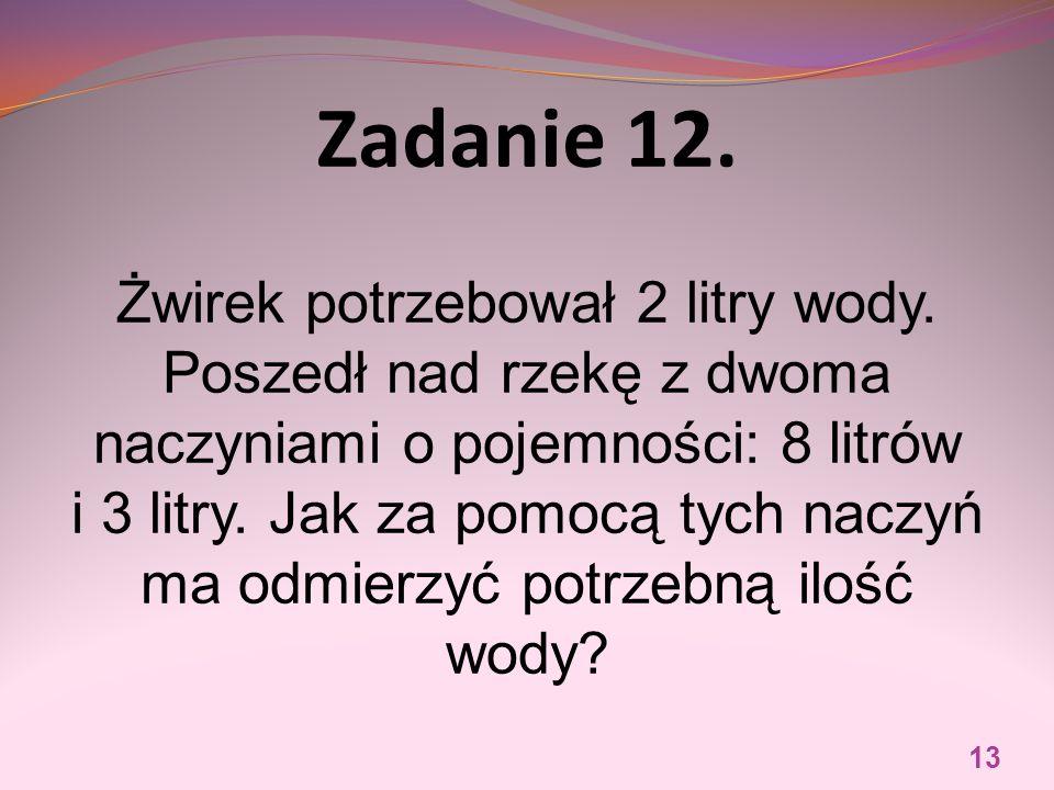 Zadanie 12.