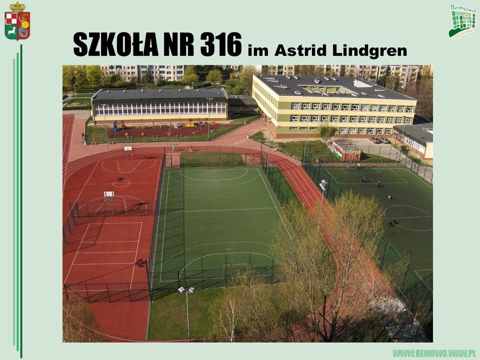 SZKOŁA NR 316 im Astrid Lindgren
